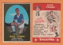 Everton Alex Young Scotland 70